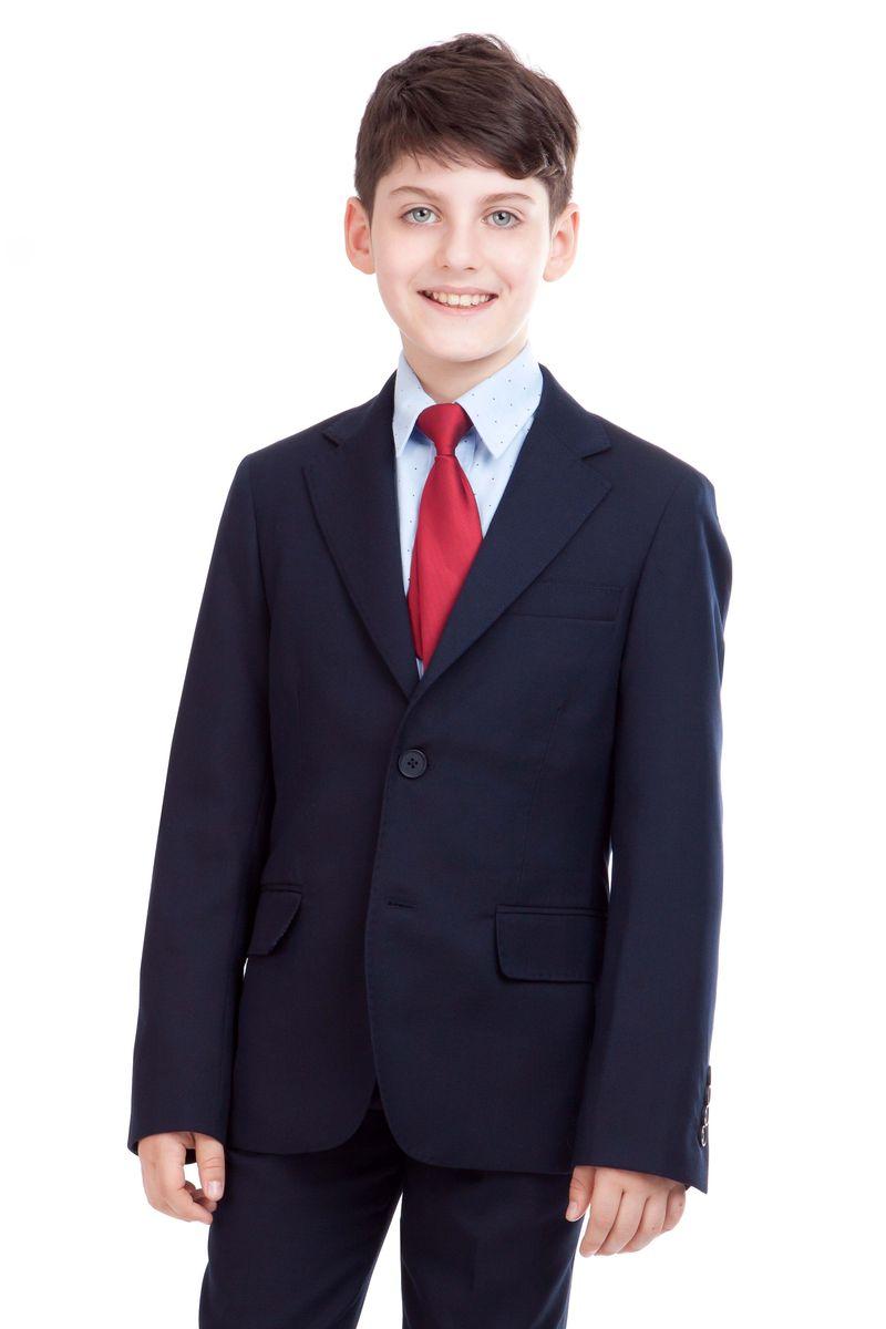 Пиджак для мальчика Gulliver, цвет: темно-синий. 21501BSC4804. Размер 134, 8-9 лет аксессуары для пылесоса sanyo 1400ar bsc wd95 wd90 wd80