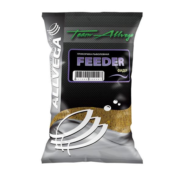 Прикормка Allvega Фидер, 1 кг