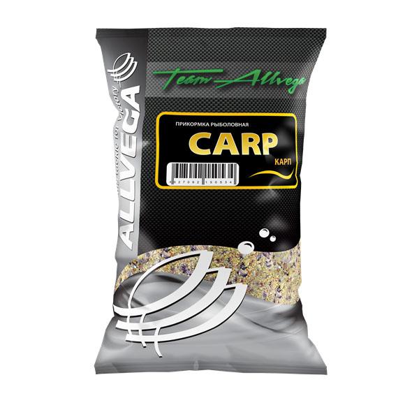 Прикормка Allvega Карп, 1 кг52610Светлая прикормка Allvega Карп крупного помола с высоким содержанием протеинов. Имеет высокую пищевую ценность и сложную комбинацию запахов. Состав сбалансирован таким образом, чтобы не привлекать мелкую рыбу в точку ловли. Подходит только для карпа.Товар сертифицирован.