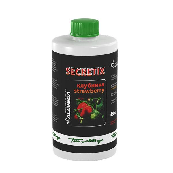 Ароматизатор жидкий Allvega Клубника, 460 мл52622Aроматизатор Allvega Клубника, обладающий густой консистенцией и клеящим свойством, добавляется в воду для замешивания прикормки (от 10до 25% от используемого объема воды). Ароматизированная вода пропитывает каждую частичку прикормки ипридает ей привлекательный запах. Allvega Клубника – это аромат спелой клубники с легкими тонами сливок.Товар сертифицирован.