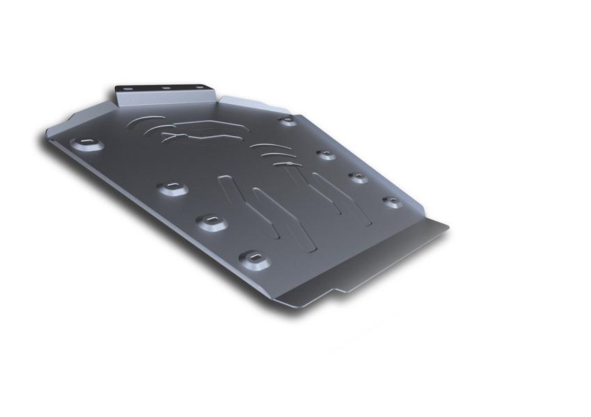 Защита КПП и РК Rival, для AUDI Q7. 333.0320.1333.0320.1Защита КПП и РК для Audi Q7 , V - 3,0TDI; 3,0TFSI; 4,2TDI 2009-2015, крепеж в комплекте, алюминий 4 мм, Rival. Надежно защищают днище вашего автомобиля от повреждений, например при наезде на бордюры, а также выполняют эстетическую функцию при установке на высокие автомобили.- Толщина алюминиевых защит в 2 раза толще стальных, а вес при этом меньше до 30%.- Отлично отводит тепло от двигателя своей поверхностью, что спасает двигатель от перегрева в летний период или при высоких нагрузках.- В отличие от стальных, алюминиевые защиты не поддаются коррозии, что гарантирует срок службы защит более 5 лет.- Покрываются порошковой краской, что надолго сохраняет первоначальный вид новой защиты и защищает от гальванической коррозии.- Глубокий штамп дополнительно усиливает конструкцию защиты.- Подштамповка в местах крепления защищает крепеж от срезания.- Технологические отверстия там, где они необходимы для смены масла и слива воды, оборудованные заглушками, надежно закрепленными на защите.Уважаемые клиенты!Обращаем ваше внимание, на тот факт, что защита имеет форму, соответствующую модели данного автомобиля. Фото служит для визуального восприятия товара.