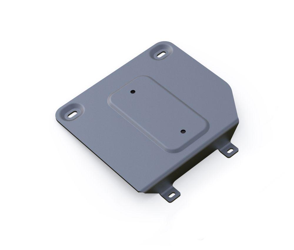 Защита раздатки Rival, для Audi Q7. 333.0331.1333.0331.1Защита РК для Audi Q7, V - 3,0TFSI; 3,0TFSI S-Line; 3,0TDI 2015-, крепеж в комплекте, алюминий 4 мм, Rival. Надежно защищают днище вашего автомобиля от повреждений, например при наезде на бордюры, а также выполняют эстетическую функцию при установке на высокие автомобили.- Толщина алюминиевых защит в 2 раза толще стальных, а вес при этом меньше до 30%.- Отлично отводит тепло от двигателя своей поверхностью, что спасает двигатель от перегрева в летний период или при высоких нагрузках.- В отличие от стальных, алюминиевые защиты не поддаются коррозии, что гарантирует срок службы защит более 5 лет.- Покрываются порошковой краской, что надолго сохраняет первоначальный вид новой защиты и защищает от гальванической коррозии.- Глубокий штамп дополнительно усиливает конструкцию защиты.- Подштамповка в местах крепления защищает крепеж от срезания.- Технологические отверстия там, где они необходимы для смены масла и слива воды, оборудованные заглушками, надежно закрепленными на защите.Уважаемые клиенты!Обращаем ваше внимание, на тот факт, что защита имеет форму, соответствующую модели данного автомобиля. Фото служит для визуального восприятия товара.