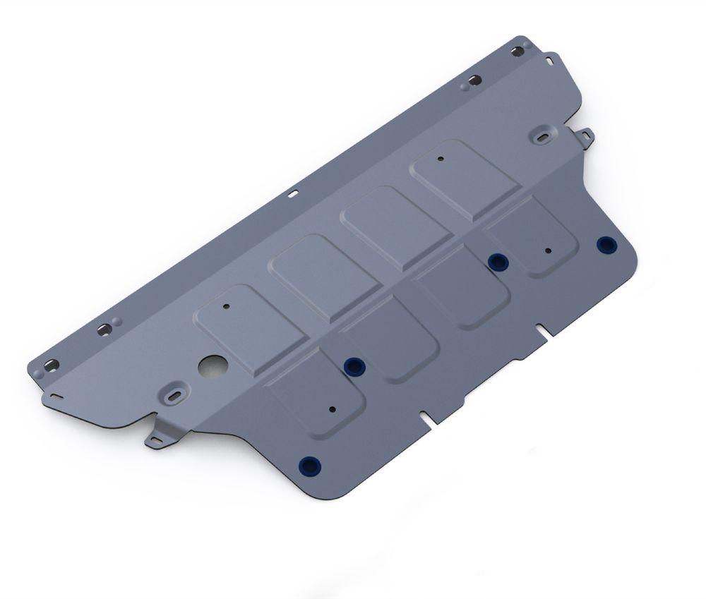 Защита картера Rival, для AUDI A4. 333.0334.1333.0334.1Защита картера для Audi A4, FWD, 4WD, АКПП, V-1,4TFSI, 2,0TFSI(190hp), 2,0TFSI(249hp) 2015-, крепеж в комплекте, алюминий 4 мм, Rival. Надежно защищают днище вашего автомобиля от повреждений, например при наезде на бордюры, а также выполняют эстетическую функцию при установке на высокие автомобили.- Толщина алюминиевых защит в 2 раза толще стальных, а вес при этом меньше до 30%.- Отлично отводит тепло от двигателя своей поверхностью, что спасает двигатель от перегрева в летний период или при высоких нагрузках.- В отличие от стальных, алюминиевые защиты не поддаются коррозии, что гарантирует срок службы защит более 5 лет.- Покрываются порошковой краской, что надолго сохраняет первоначальный вид новой защиты и защищает от гальванической коррозии.- Глубокий штамп дополнительно усиливает конструкцию защиты.- Подштамповка в местах крепления защищает крепеж от срезания.- Технологические отверстия там, где они необходимы для смены масла и слива воды, оборудованные заглушками, надежно закрепленными на защите.Уважаемые клиенты!Обращаем ваше внимание, на тот факт, что защита имеет форму, соответствующую модели данного автомобиля. Фото служит для визуального восприятия товара.