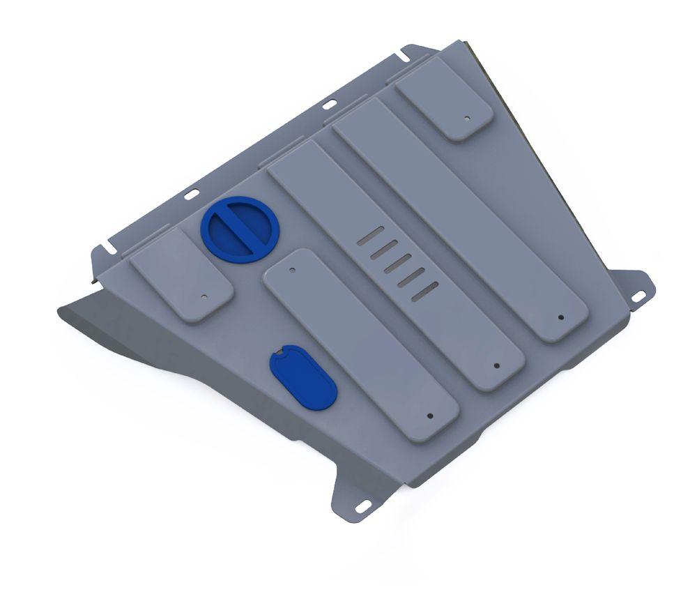 Защита картера и КПП Rival, для FORD Explorer. 333.1836.1333.1836.1Защита картера и КПП для Ford Explorer картер V - 3,5 2011-2013 2013-2014, крепеж в комплекте, алюминий 4 мм, Rival. Надежно защищают днище вашего автомобиля от повреждений, например при наезде на бордюры, а также выполняют эстетическую функцию при установке на высокие автомобили.- Толщина алюминиевых защит в 2 раза толще стальных, а вес при этом меньше до 30%.- Отлично отводит тепло от двигателя своей поверхностью, что спасает двигатель от перегрева в летний период или при высоких нагрузках.- В отличие от стальных, алюминиевые защиты не поддаются коррозии, что гарантирует срок службы защит более 5 лет.- Покрываются порошковой краской, что надолго сохраняет первоначальный вид новой защиты и защищает от гальванической коррозии.- Глубокий штамп дополнительно усиливает конструкцию защиты.- Подштамповка в местах крепления защищает крепеж от срезания.- Технологические отверстия там, где они необходимы для смены масла и слива воды, оборудованные заглушками, надежно закрепленными на защите.Уважаемые клиенты!Обращаем ваше внимание, на тот факт, что защита имеет форму, соответствующую модели данного автомобиля. Фото служит для визуального восприятия товара.