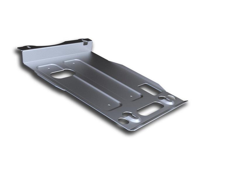 Защита картера Rival, для Jeep Grand Cherokee. 333.2734.1333.2734.1Защита картера для Jeep Grand Cherokee , V - 3,0 ;3TDI; 3,6; 5,7 2010-2014 2014-, крепеж в комплекте, алюминий 4 мм, Rival. Надежно защищают днище вашего автомобиля от повреждений, например при наезде на бордюры, а также выполняют эстетическую функцию при установке на высокие автомобили.- Толщина алюминиевых защит в 2 раза толще стальных, а вес при этом меньше до 30%.- Отлично отводит тепло от двигателя своей поверхностью, что спасает двигатель от перегрева в летний период или при высоких нагрузках.- В отличие от стальных, алюминиевые защиты не поддаются коррозии, что гарантирует срок службы защит более 5 лет.- Покрываются порошковой краской, что надолго сохраняет первоначальный вид новой защиты и защищает от гальванической коррозии.- Глубокий штамп дополнительно усиливает конструкцию защиты.- Подштамповка в местах крепления защищает крепеж от срезания.- Технологические отверстия там, где они необходимы для смены масла и слива воды, оборудованные заглушками, надежно закрепленными на защите.Уважаемые клиенты!Обращаем ваше внимание, на тот факт, что защита имеет форму, соответствующую модели данного автомобиля. Фото служит для визуального восприятия товара.