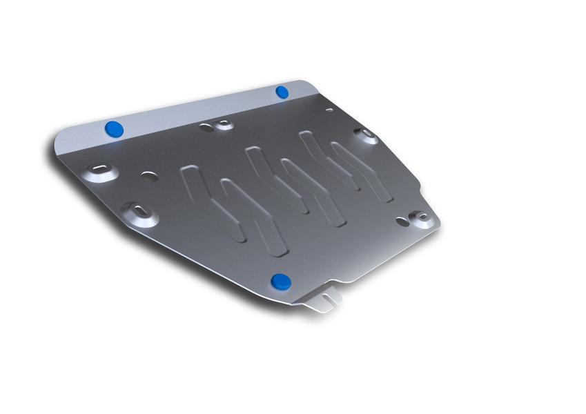 Защита картера и КПП Rival, для Land Rover Range Rover Evoque. 333.3103.1333.3103.1Защита картера и КПП Rival изготовленная из алюминия толщиной 4 мм, надежно защитит днище вашего автомобиля от повреждений, например при наезде на бордюры, а также выполняет эстетическую функцию при установке на высокие автомобили.- Толщина алюминиевых защит в 2 раза толще стальных, а вес при этом меньше до 30%.- Отлично отводит тепло от двигателя своей поверхностью, что спасает двигатель от перегрева в летний период или при высоких нагрузках.- В отличие от стальных, алюминиевые защиты не поддаются коррозии, что гарантирует срок службы защит более 5 лет.- Покрываются порошковой краской, что надолго сохраняет первоначальный вид новой защиты и защищает от гальванической коррозии.- Глубокий штамп дополнительно усиливает конструкцию защиты.- Подштамповка в местах крепления защищает крепеж от срезания.- Технологические отверстия там, где они необходимы для смены масла и слива воды, оборудованные заглушками, надежно закрепленными на защите.Крепеж в комплекте. Уважаемые клиенты!Обращаем ваше внимание, на тот факт, что защита имеет форму, соответствующую модели данного автомобиля. Фото служит для визуального восприятия товара.