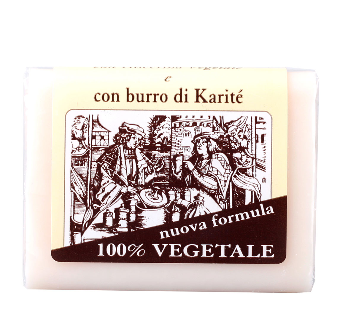 Iteritalia Мыло натуральное глицериновое с маслом Ши 150 г838/833ASНатуральное косметическое глицериновое мыло коллекции МАСТЕРА МЫЛОВАРЫ изготовлено из 100% растительных ингредиентов в соответствии с античными традициями мастеров Саронно. Обогащено глицерином с добавлением масла ши, обладает увлажняющим и смягчающим действием. Подходит для всех типов кожи.