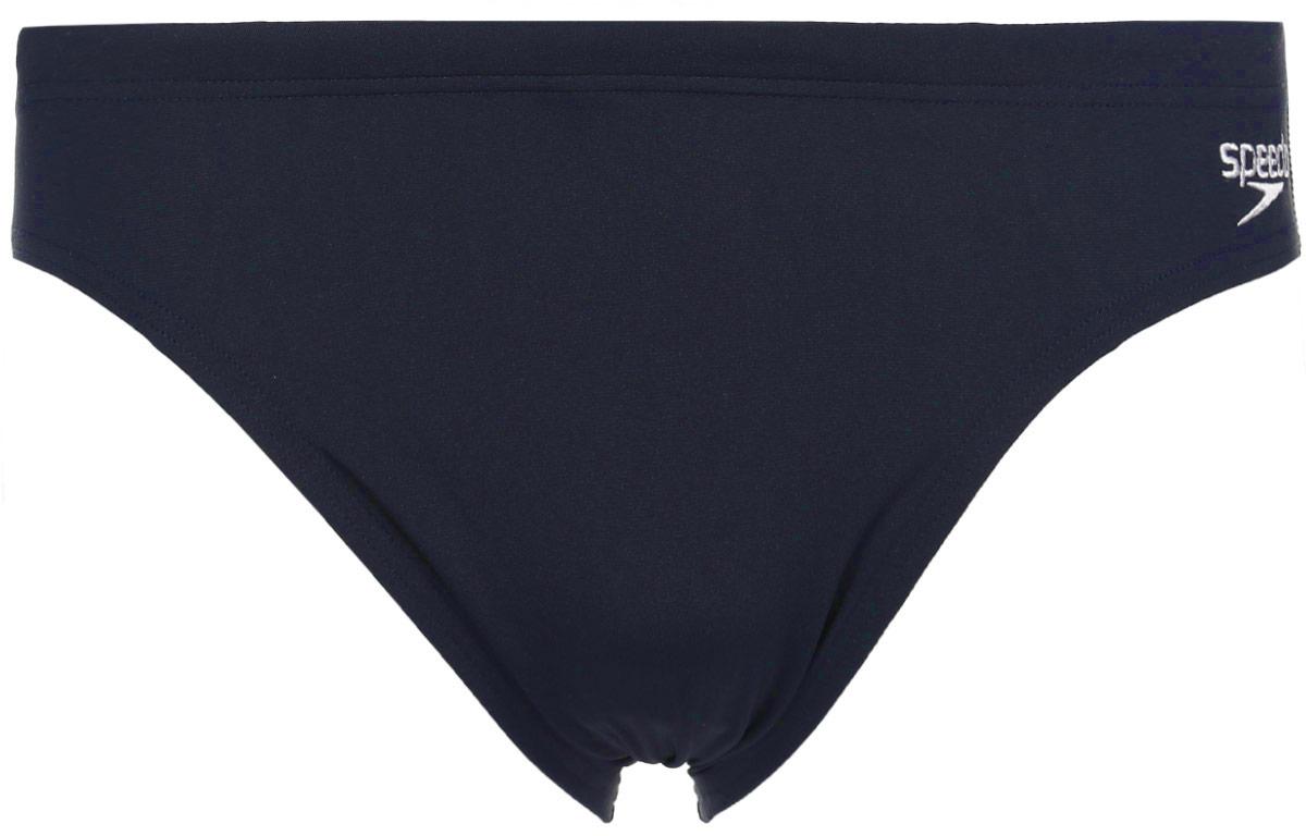 Плавки мужские Speedo Essential Endurance+ 7 cm Sportsbrief, цвет: темно-синий. 8-083547780-7780. Размер 34 (44/46)