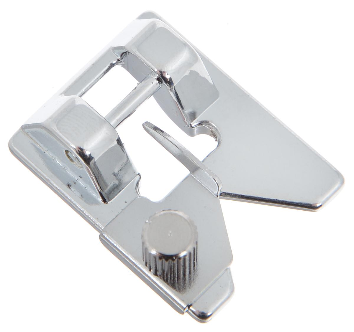 Лапка для швейной машины Aurora, для бахромыAU-146Лапка для швейной машины Aurora используется длясоздания бахромы и копировальных строчек. Также может использоваться дляпришивания тесьмы и плоских шнуров шириной до 5 мм. Подходит длябольшинства современных бытовых швейныхмашин. Инструкция по использованию прилагается.
