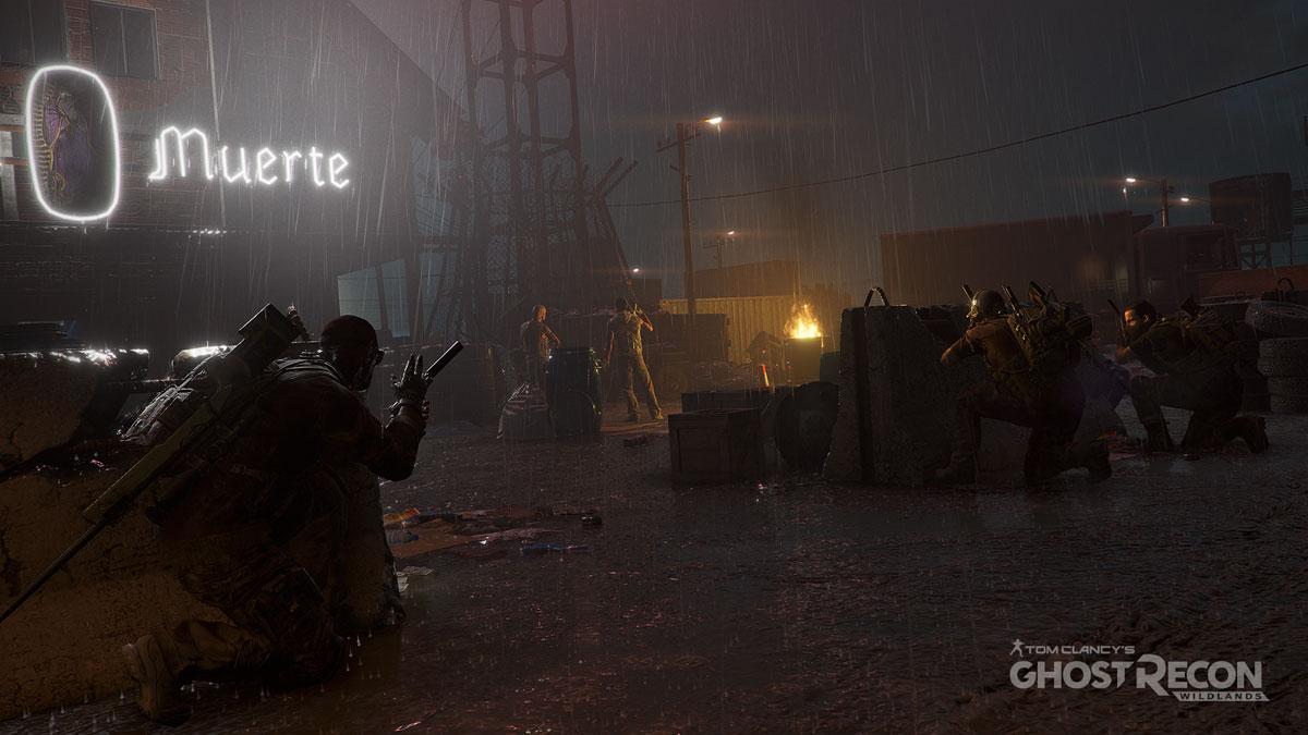 Tom Clancy's Ghost Recon Wildlands.  Day 1 Edition (PS4) Ubisoft Reflections,Annecy,Ubisoft Paris,Ubisoft Bucharest,Ubisoft Montpellier,Ubisoft Milan