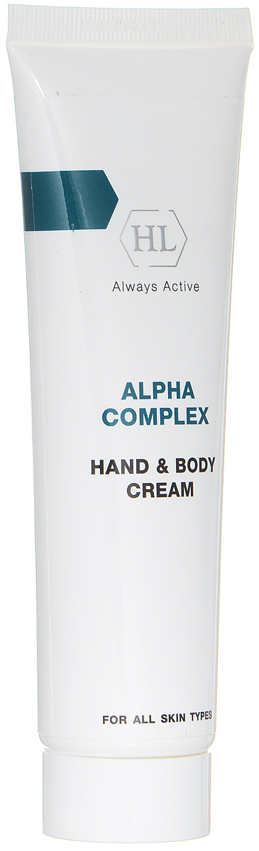 Holy Land Крем для рук и тела Alpha Complex Multifruit System Hand and Body Cream 100 мл holy land alpha complex multifruit system day defense cream spf 15 дневной защитный крем 50 мл