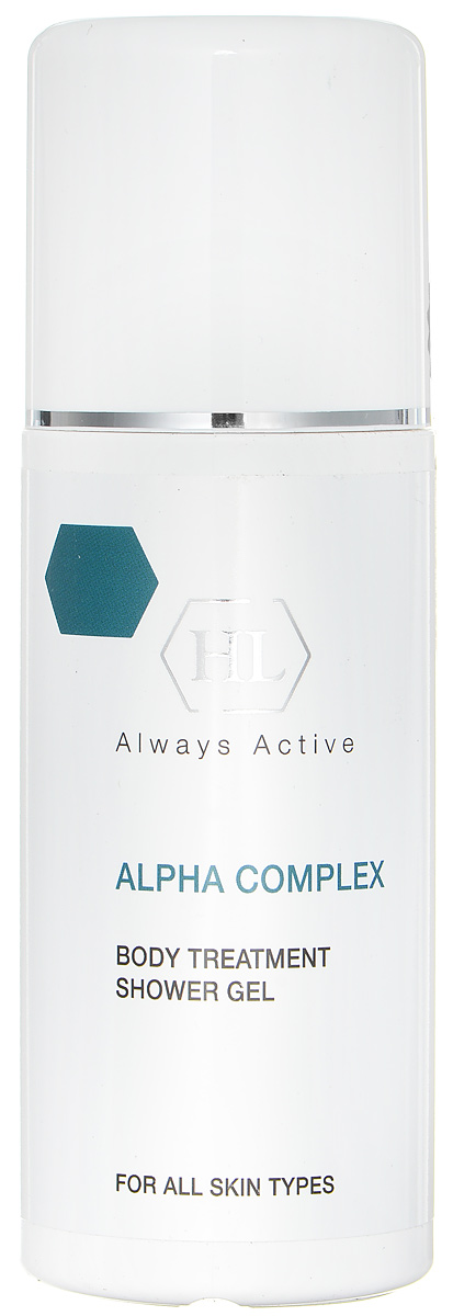 Holy Land Гель для душа Alpha Complex Multifruit System Shower Gel, 250 мл holy land alpha complex multifruit system day defense cream spf 15 дневной защитный крем 50 мл
