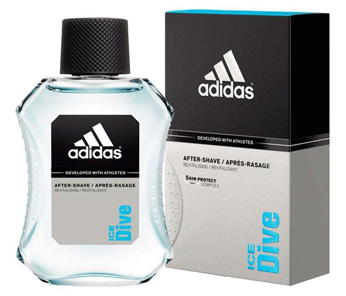 Adidas Лосьон после бритья Ice Dive After Shave, 100 мл400126Для мужчин, в жизни которых всегда есть место риску и приключению.