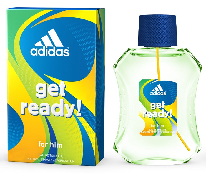 Adidas Лосьон после бритья Get Ready! For Him After-Shave RevItalising, 50 мл pepper schwartz dating after 50 for dummies
