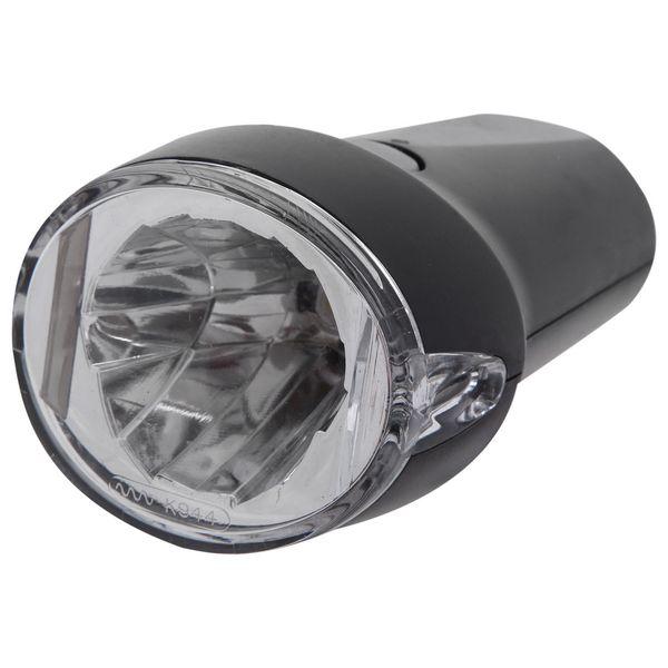 Фонарь велосипедный STG JY-154-LED, передний, с эксцентриком, с индикатором. Х66175-5Х66175-5Передний велосипедный фонарь STG JY-154-LED обеспечит вашу безопасность на дороге, поскольку светит очень ярко и виден издалека. Собран качественно, имеет индикатор заряда батарей. Питание осуществляется от 4 батареек АА, которые в комплект не входят.