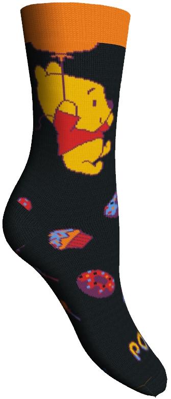 Носки женские Master Socks, цвет: черный. 15800. Размер 2515800Удобные носки Master Socks, изготовленные из высококачественного комбинированного материала, очень мягкие и приятные на ощупь, позволяют коже дышать.Эластичная резинка плотно облегает ногу, не сдавливая ее, обеспечивая комфорт и удобство. Носки оформлены принтом с изображением героев мультфильма.Практичные и комфортные носки великолепно подойдут к любой вашей обуви.