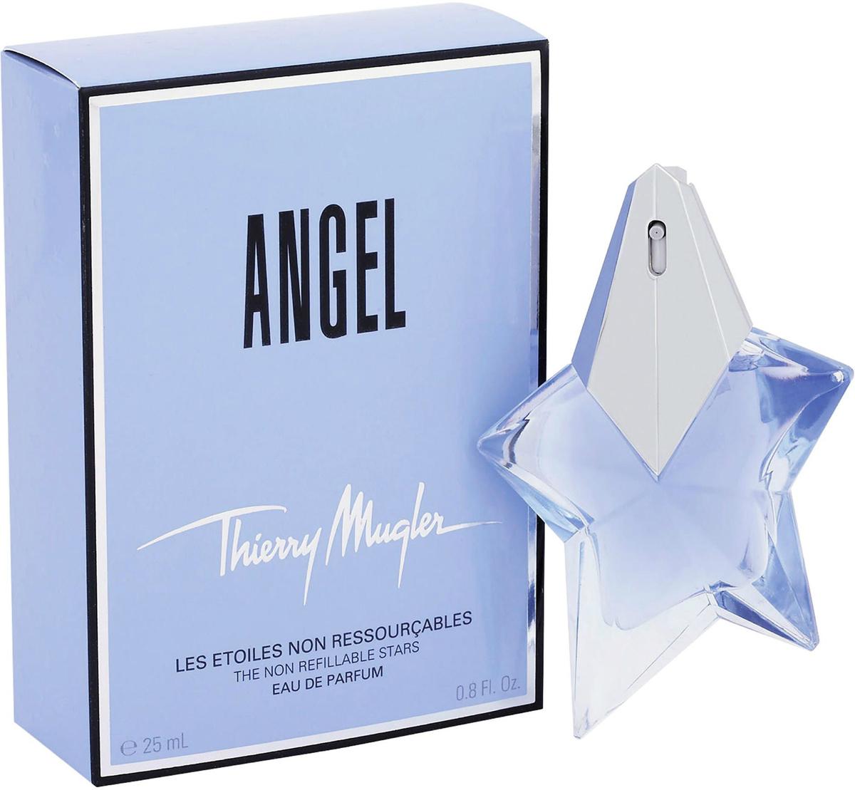 "Thierry Mugler Парфюмированная вода ""Angel"", женская, 25 мл"