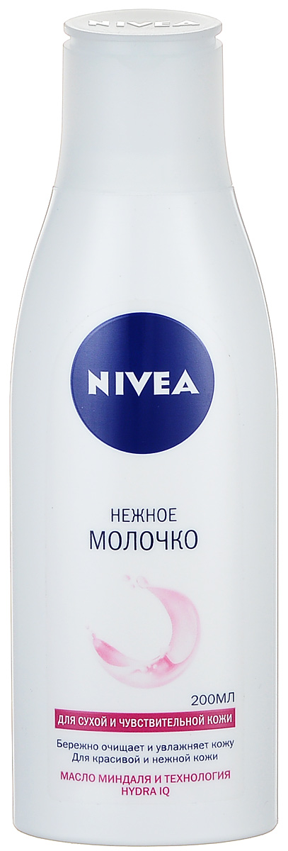 NIVEA Нежное молочко 200 мл недорого