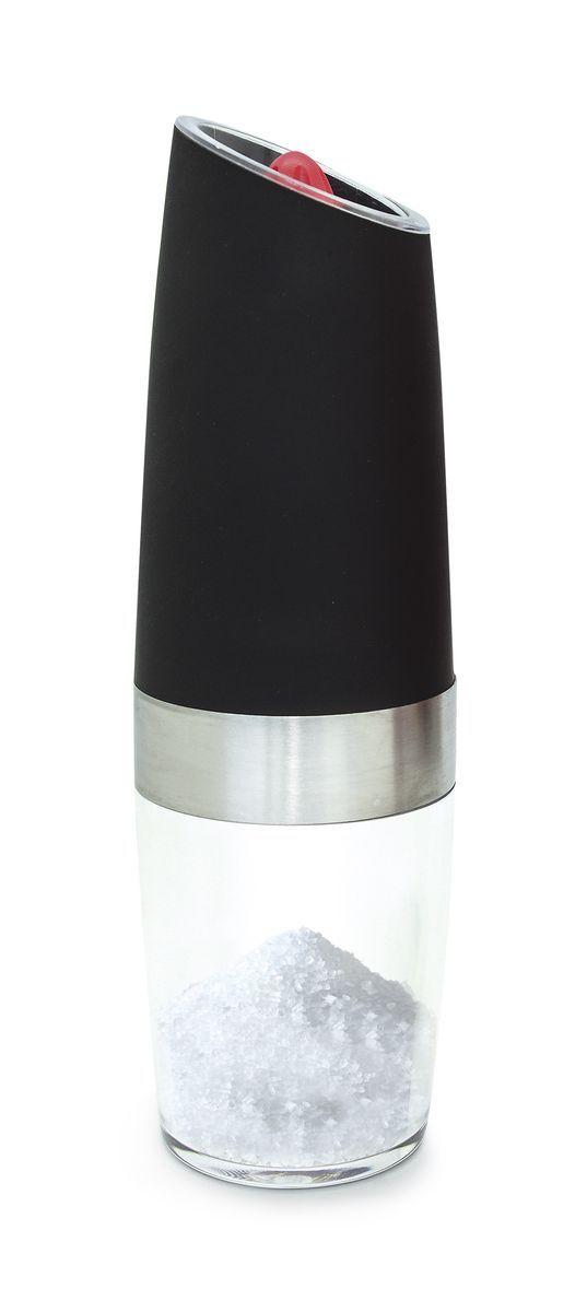Мельница электрическая Iris Barcelona Cuinox, автоматическая, цвет: черный мельница электрическая iris barcelona cuinox 2 в 1