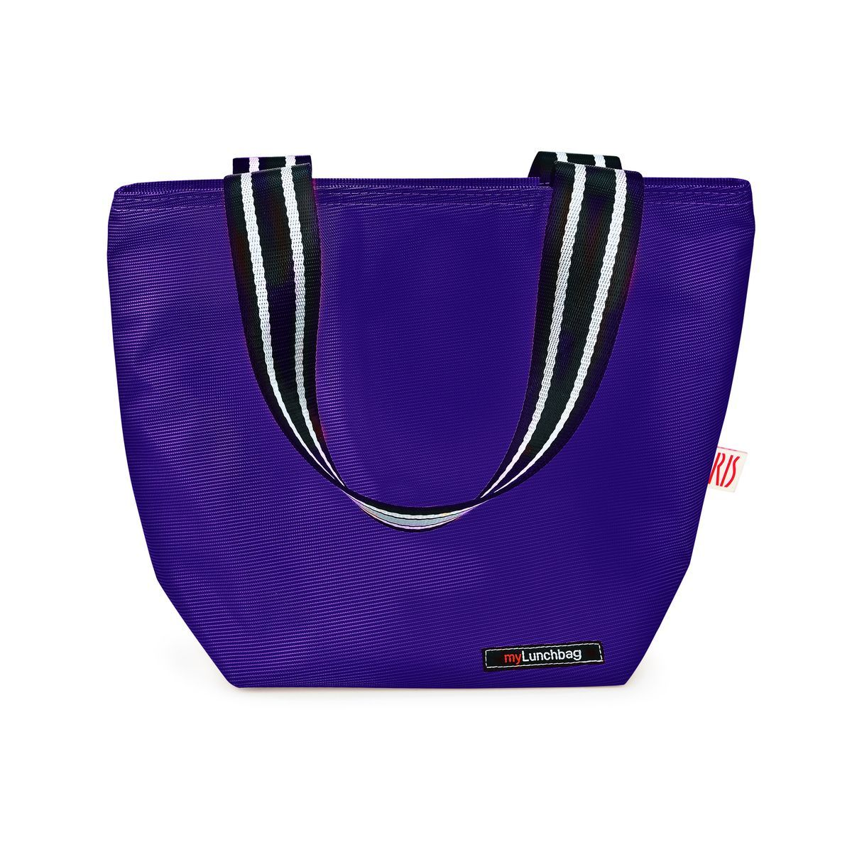 Термосумка для ланч-бокса Iris Barcelona Tote MyLunchbag, цвет: фиолетовыйI9152-TXТермосумка для ланч-бокса Iris Barcelona Tote MyLunchbag выполнена из полиэстера.Она отлично сохраняет свежесть и вкус продукта на несколько часов. Очень полезна маме в уходе за детьми. Пригодится везде: на прогулке, на работе, учебе и т.д. С ней легко справится даже ребенок.Легко складывается до небольших размеров. Присутствует удобный кармашек для аксессуаров.Рекомендуется регулярно стирать вручную в теплой воде с мылом.