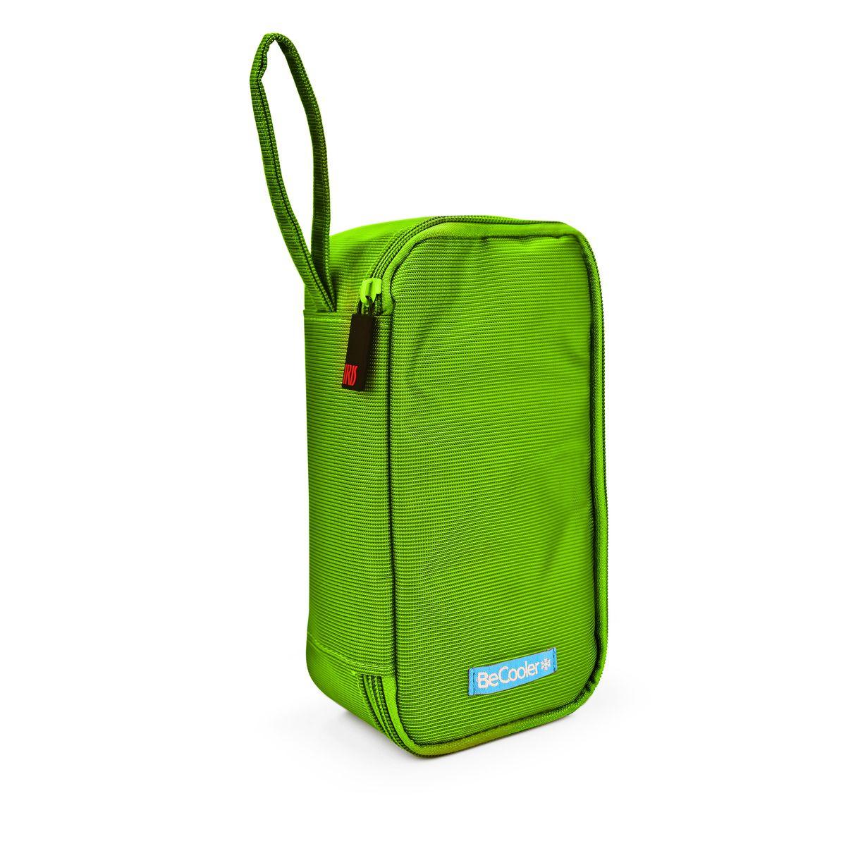 Термосумка для ланч-бокса Iris Nano Cooler. MyLunchbag, цвет: зеленый,21 x 11 x 7 смI9699-TXТермосумка для ланч-бокса Nano Cooler. MyLunchbag отлично сохраняет свежесть и вкус продукта на несколько часов. Она выполнена из полиэстера.Пригодится везде: на прогулке, на работе, учебе и т.д. Она проста в использовании, с ней легко справится даже ребенок.Рекомендуется регулярно стирать вручную в теплой воде с мылом.