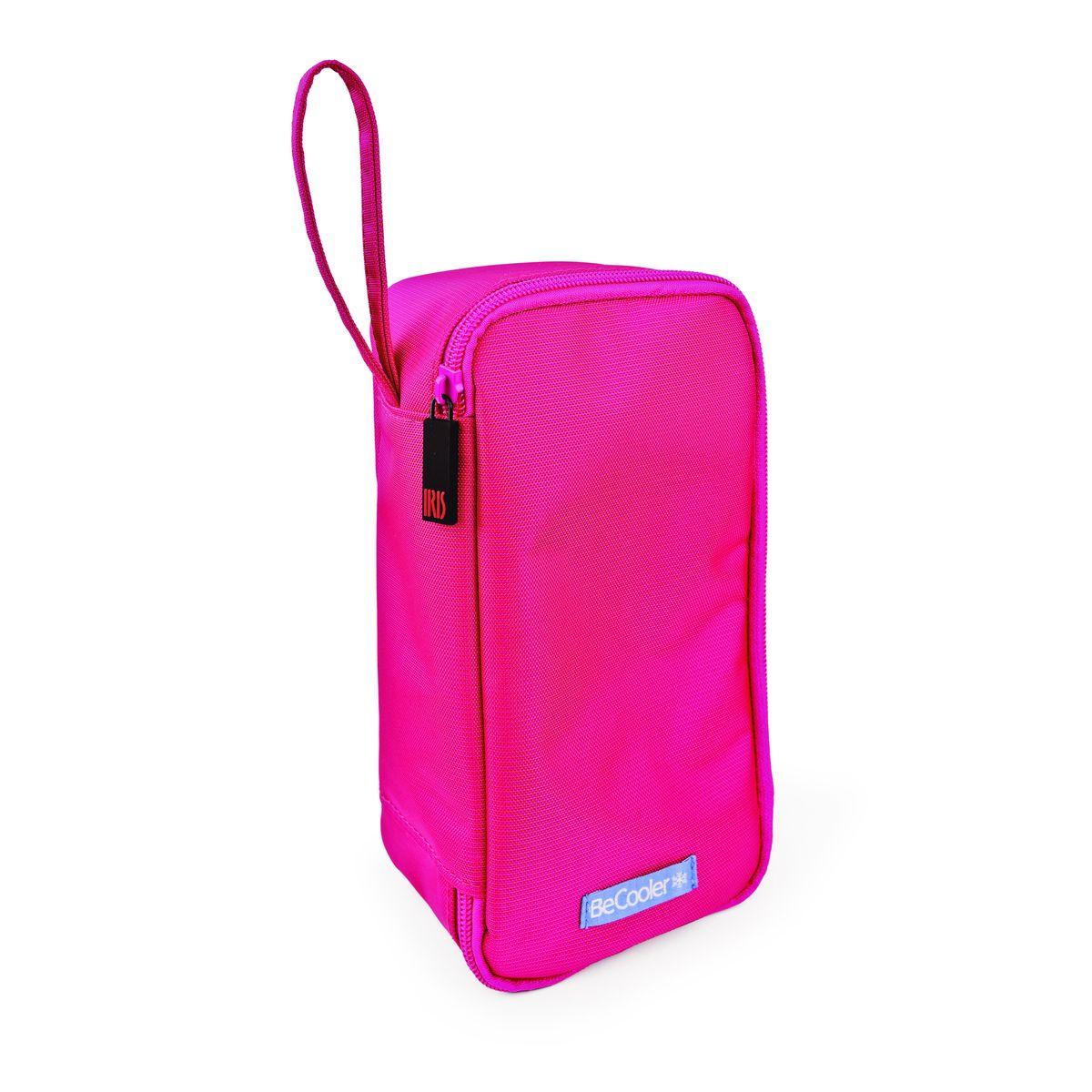 Термосумка для ланч-бокса Iris Nano Cooler. MyLunchbag, цвет: розовый,21 x 11 x 7 смI9700-TXТермосумка для ланч-бокса Nano Cooler. MyLunchbag отлично сохраняет свежесть и вкус продукта на несколько часов. Она выполнена из полиэстера.Пригодится везде: на прогулке, на работе, учебе и т.д. Она проста в использовании, с ней легко справится даже ребенок.Рекомендуется регулярно стирать вручную в теплой воде с мылом.