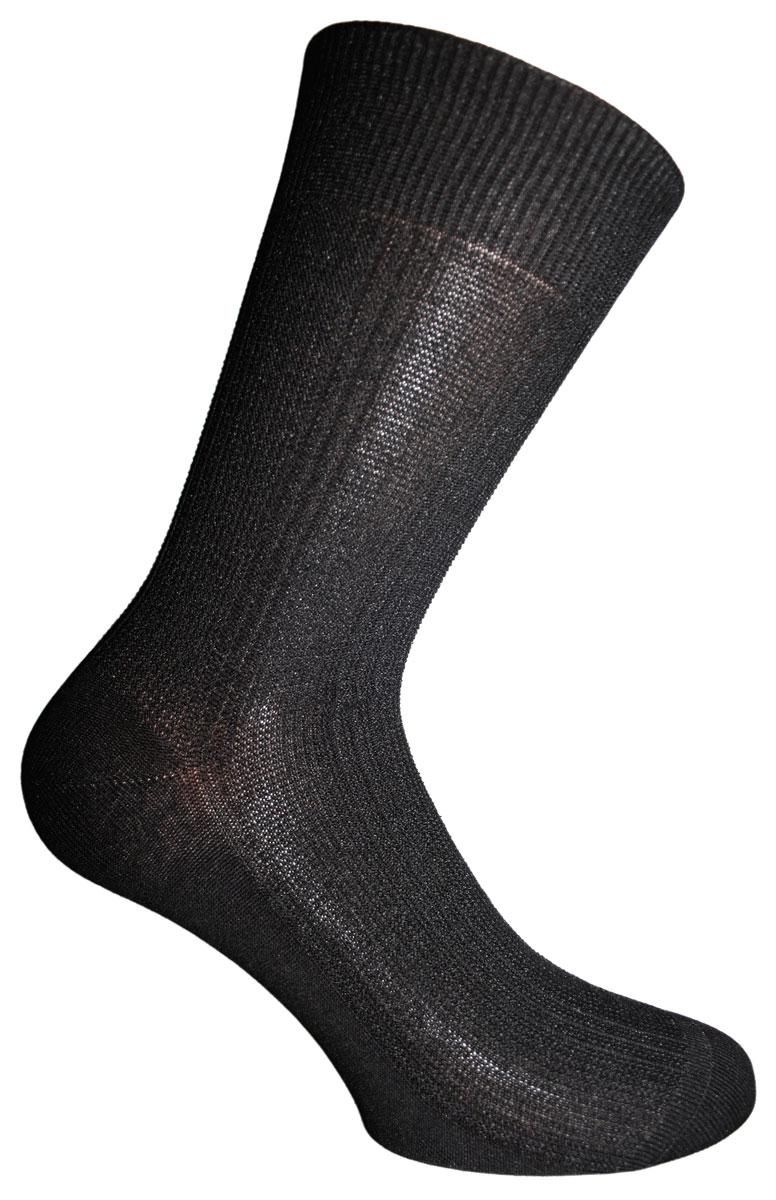 Носки мужские Master Socks, цвет: черный. 88711. Размер 2588711Носки Collonil изготовлены из натурального хлопка с добавлением полиамида и эластана, удобных и приятных при носке. Эластичная резинка плотно облегает ногу, не сдавливая ее, обеспечивая комфорт и удобство.