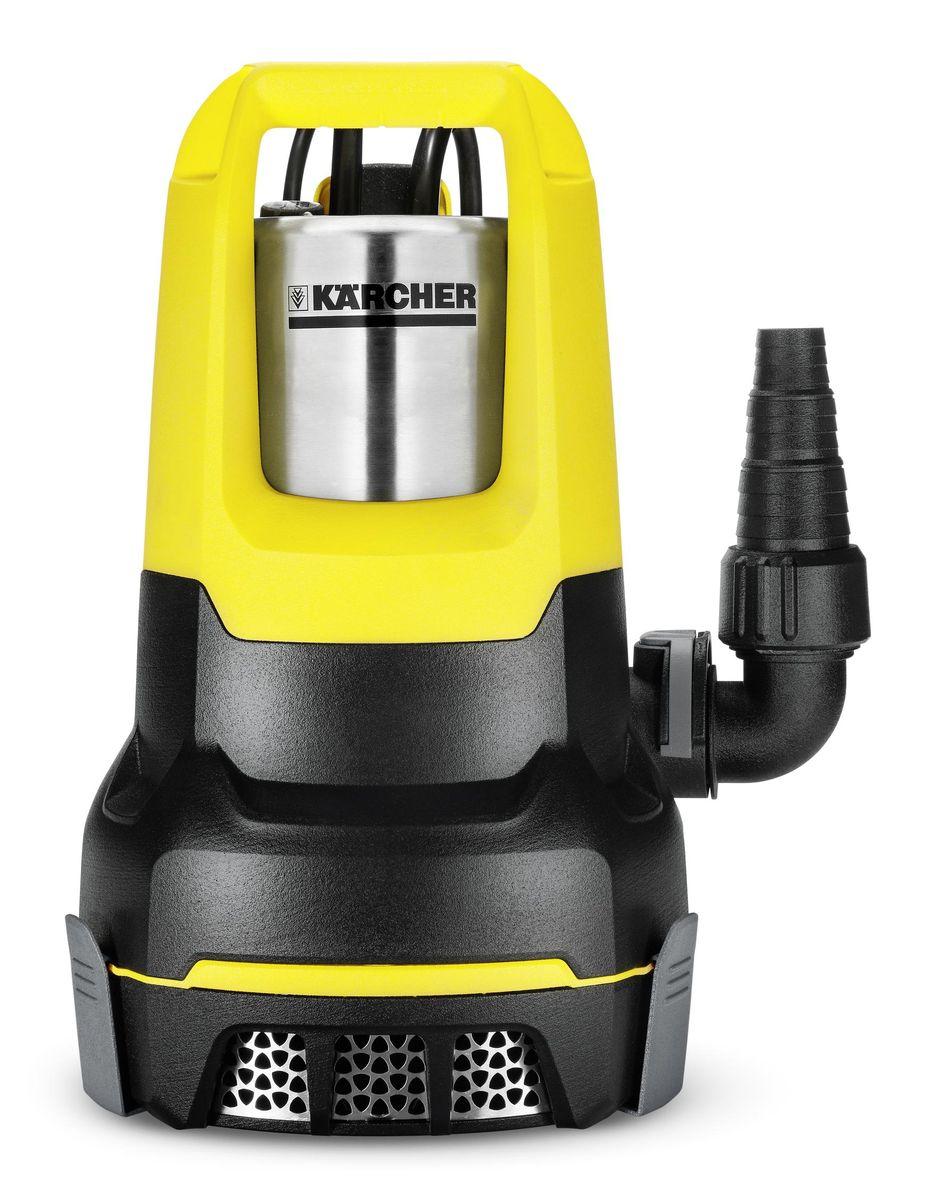 Погружной насос Karcher SP 6 Flat Inox1.645-505.0Мощный погружной насос с функцией откачки до дна SP 6 Flat Inox предназначендля работы с чистой или слабозагрязненной водой с частицами примесейразмером до 5 мм. Модель оптимальна для откачки воды из дренажных шахт ибассейнов. В комплект насоса входит фильтр, который можно использовать помере необходимости. Керамическое контактное уплотнительное кольцо смасляной камерой значительно продлевает срок службы насоса. Элементыкорпуса и фильтр выполнены из нержавеющей стали, что делает насос болеепрочным. Аппарат оснащен датчиком уровня воды, что позволяет использоватьего в автоматическом режиме. Складные ножки делают возможной откачку водыдо уровня 1 мм (эффект «сухой швабры») как в автоматическом, так и в ручномрежиме.