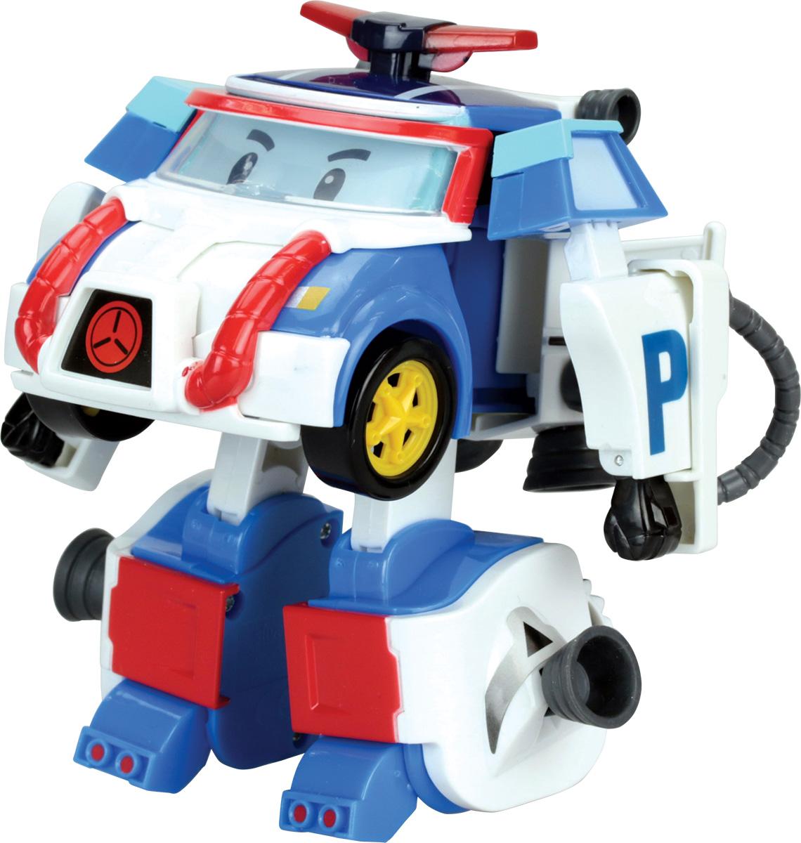Robocar Poli Игрушка-трансформер Поли 10 см robocar poli робот трансформер на радиоуправлении поли