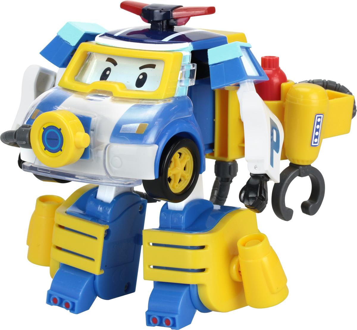 Robocar Poli Игрушка-трансформер Поли robocar poli робот трансформер на радиоуправлении поли