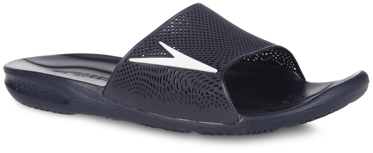 Шлепанцы мужские Speedo Atami II Max Am, цвет: темно-синий. 8-090607879-7879. Размер 10 (44,5) - Плавание