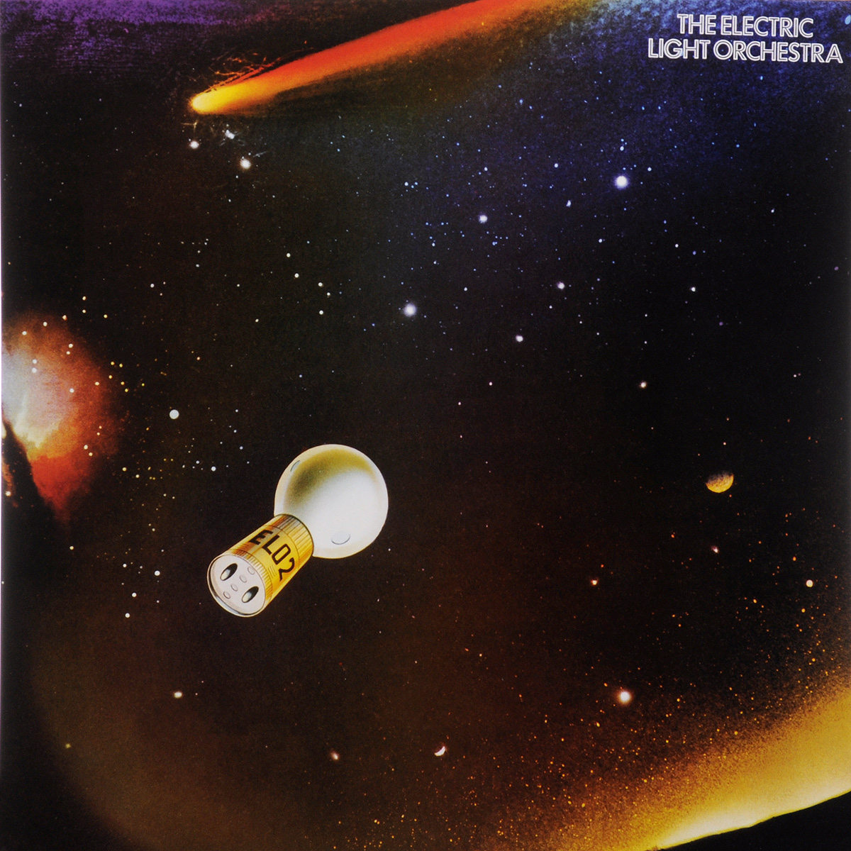 Electric Light Orchestra The Electric Light Orchestra. E.L.O. 2 (LP) electric light orchestra eldorado lp