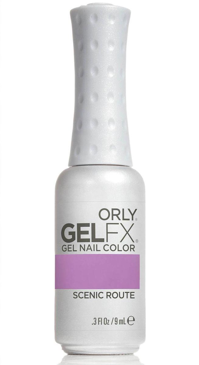 Orly Гель-лак для ногтей Gel FX Gel Nail Lacquer 875 Scenic Route .3oz/9мл30875Профессиональная система гель-маникюра GELFX содержит витамины A, Е и В5, исключает возникновение проблем с ногтями, обладает свойством выравнивания ногтей, и главное, дарит невероятно стойкий маникюр на целых две недели. Палитра с рейтинговыми оттенками ORLY позволяет с легкостью подобрать нужный цвет к новому образу.