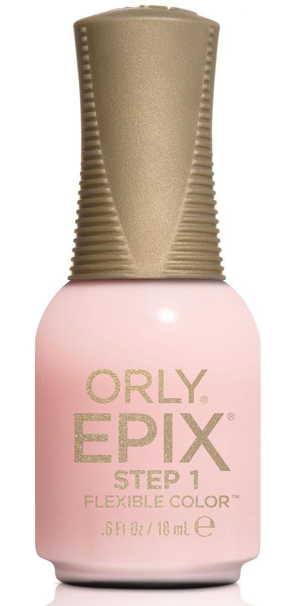 Orly Эластичное цветное покрытие EPIX Flexible Color 955 FAIR LADY, 18 мл