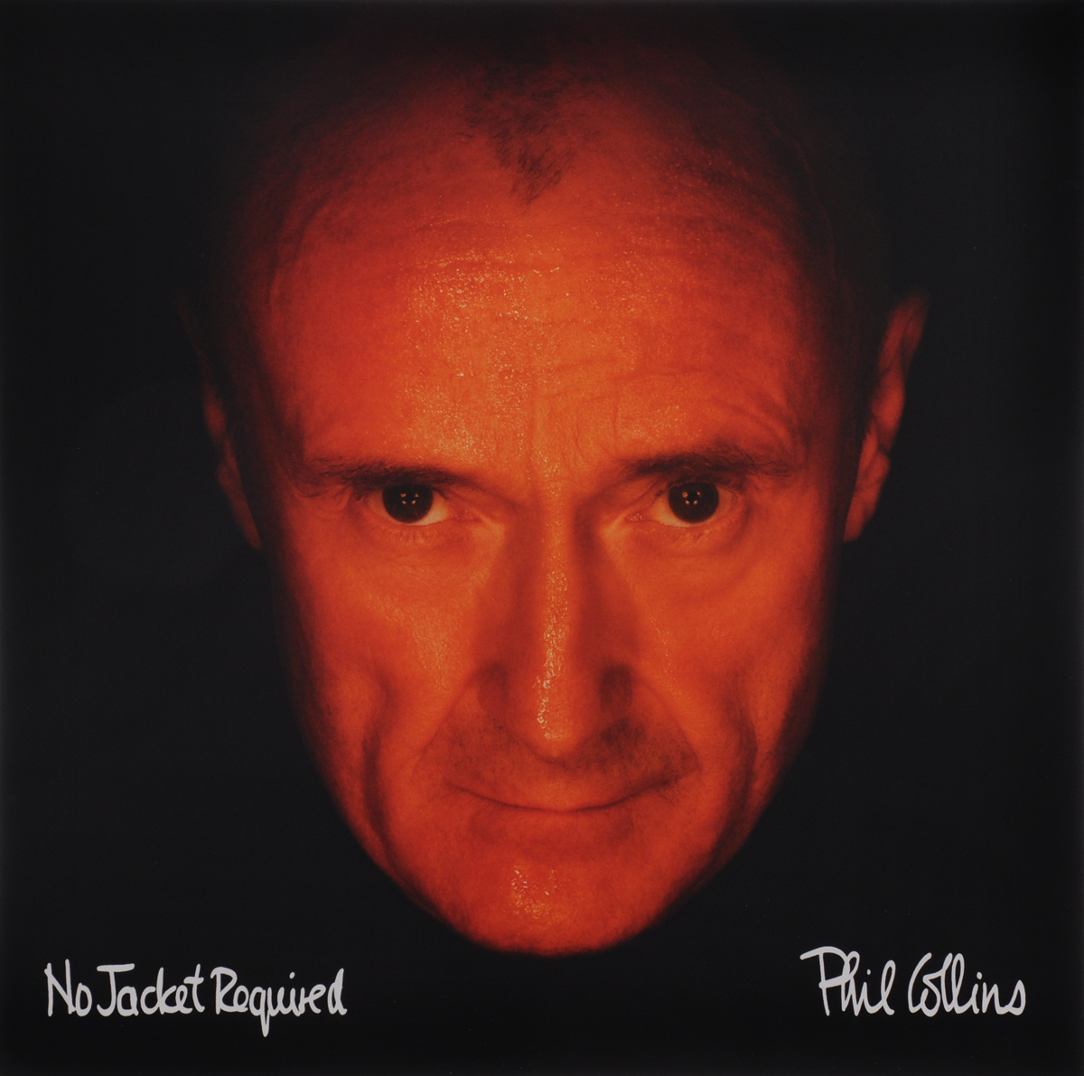 Фил Коллинз Phil Collins. No Jacket Required (LP) phil collins the singles 2 cd