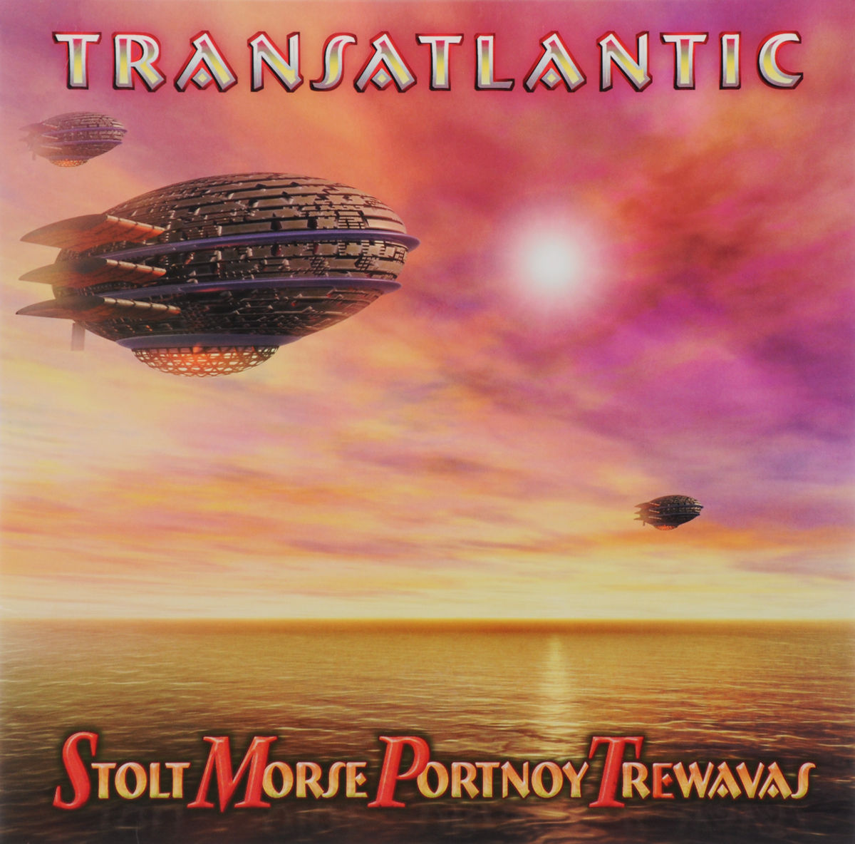Transatlantic Transatlantic. Stolt Morse Portnoy Trewavas (2 LP) transatlantic transatlantic smpte 2 lp cd