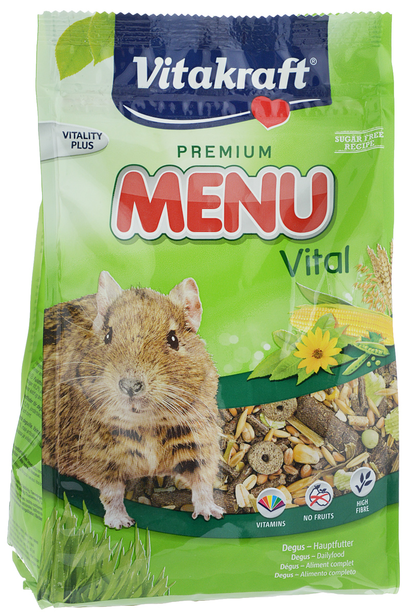 "Корм для дегу Vitakraft ""Menu Vital"", 600 г"