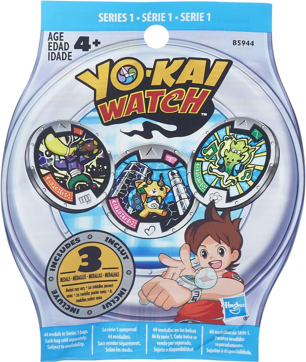 Yokai Watch Набор фигурок Медаль 3 шт hasbro yokai watch b5943 йо кай вотч часы