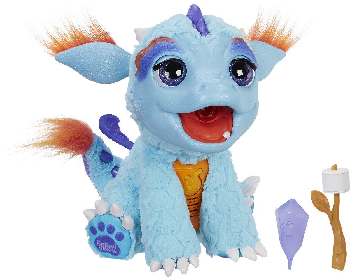 FurReal Friends Интерактивная игрушка Милый Дракоша - Интерактивные игрушки