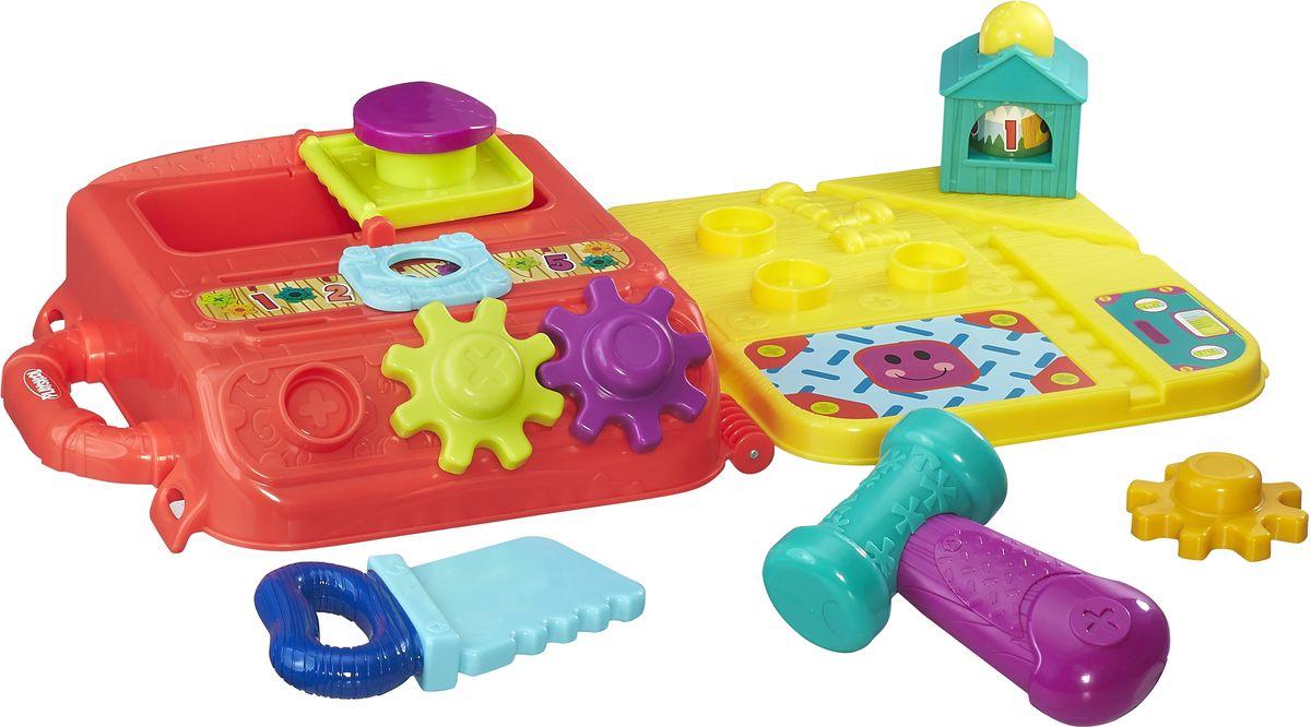 Playskool Развивающая игрушка Моя первая мастерская, Hasbro