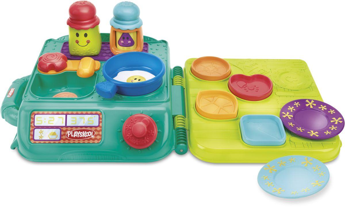 Playskool Развивающая игрушка Моя первая кухня playskool веселый щенок возьми с собой