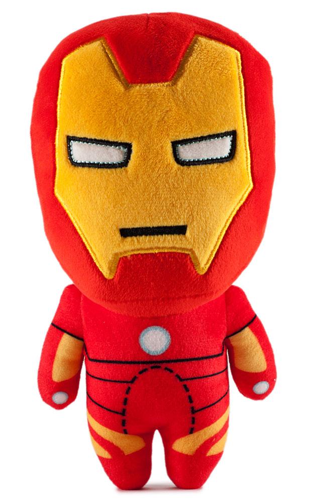 Фото Marvel Phunny's. Мягкая игрушка Iron Man marvel phunny s мягкая игрушка iron man