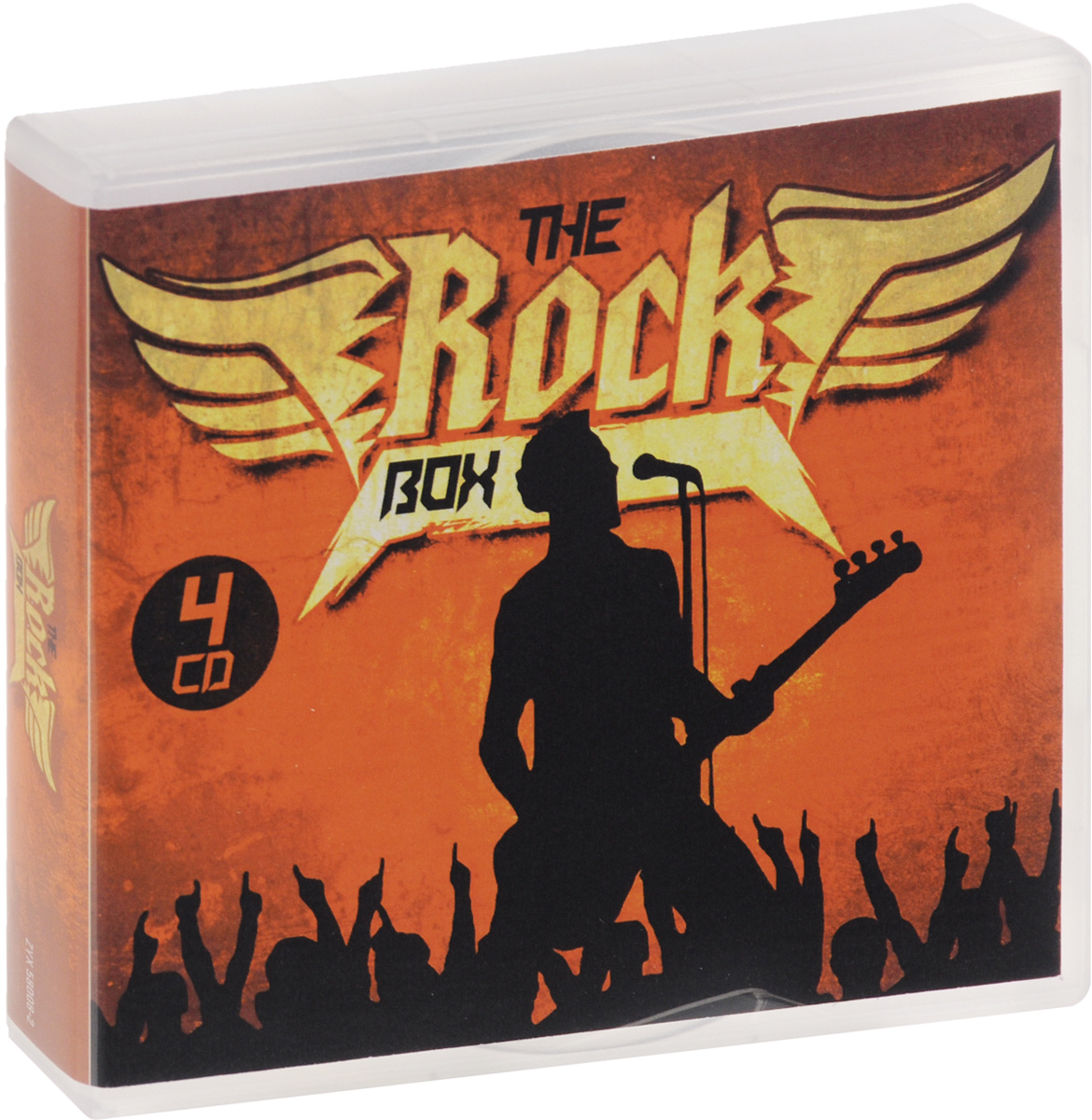 The Rock Box (4 CD)