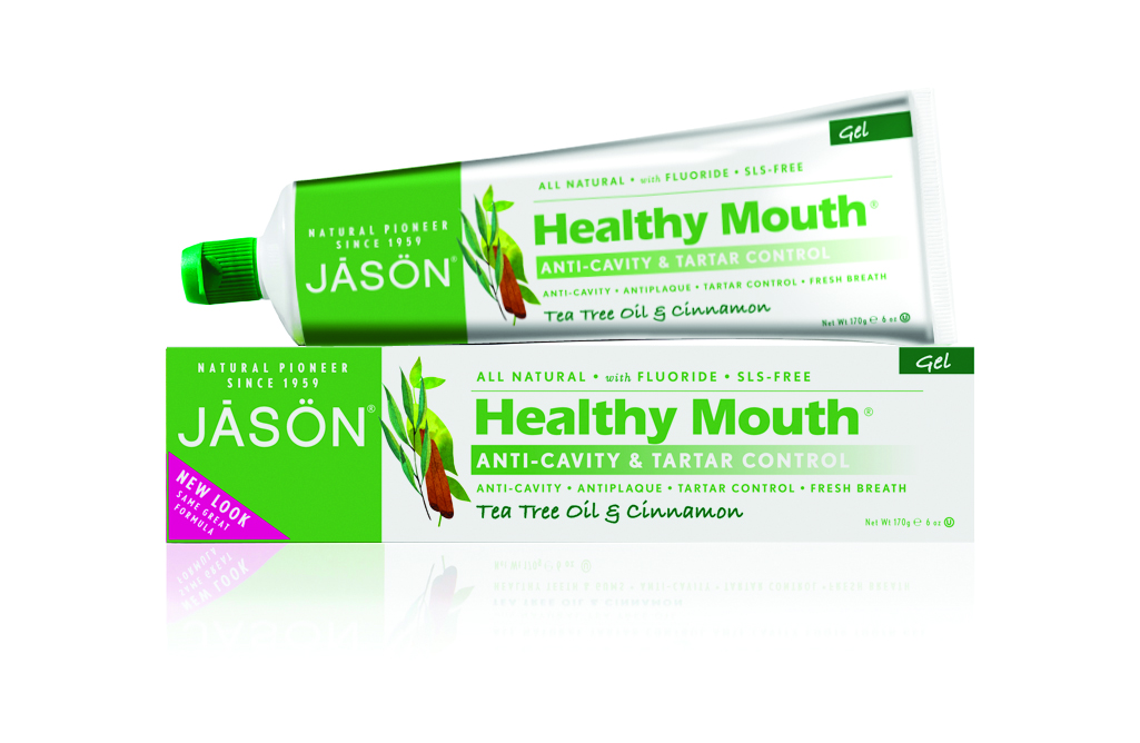 Jason Гелевая зубная паста  Чайное дерево , 170 г - Товары для гигиены