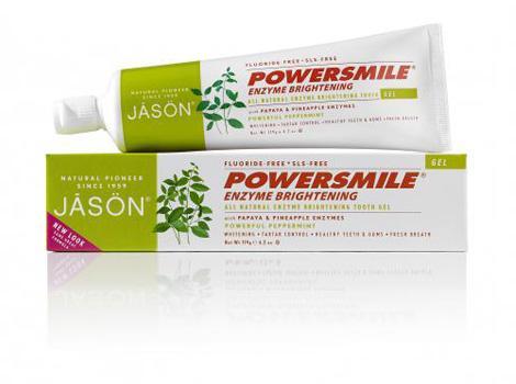 Jason Гелевая зубная паста ферментативная, 120 г - Товары для гигиены