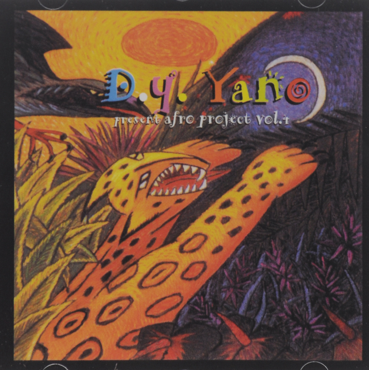 Dj Yano Dj Yano. Afro Project. Vol. 4 dj yano dj yano afro project vol 24 special limited edition cd dvd