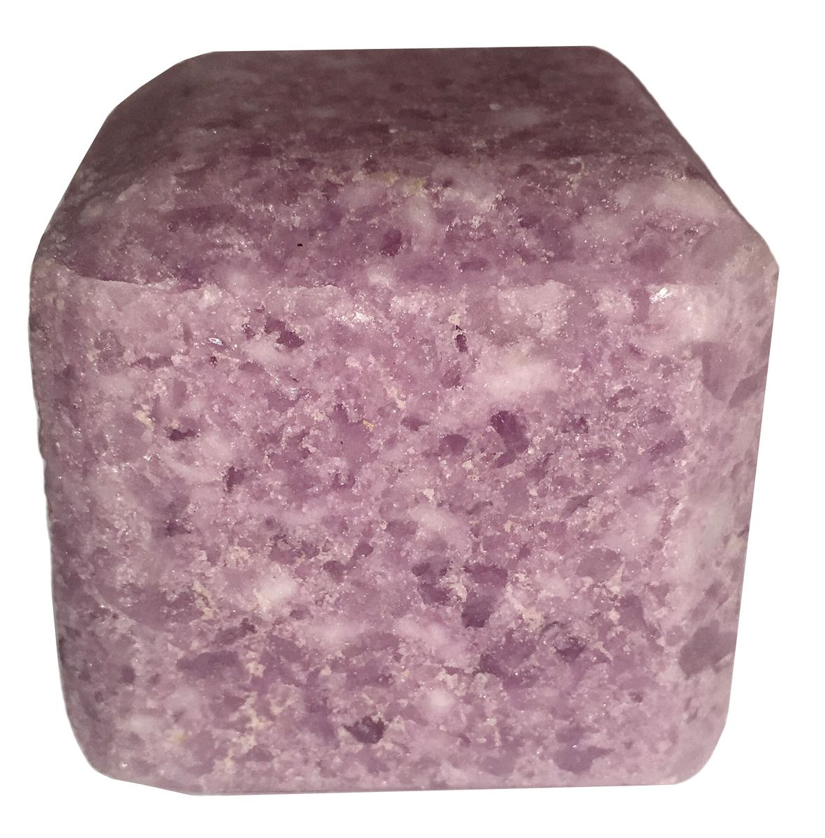 Соль для бани Proffi Sauna, с маслом лавандыPS0550Прессованный кубик из соли Proffi Sauna подходит для сауны и бани. Имеет приятный аромат лаванды.Заходя в бане / сауне в парилку, Вы ставите кубик из соли на камни и поливаете камень водой. В результате образуется облако соляного пара, а по всей парилке разносится приятный аромат. 1 кубик рассчитан на 1 применение.Состав: чистая природная структурированная соль, эфирное масло.