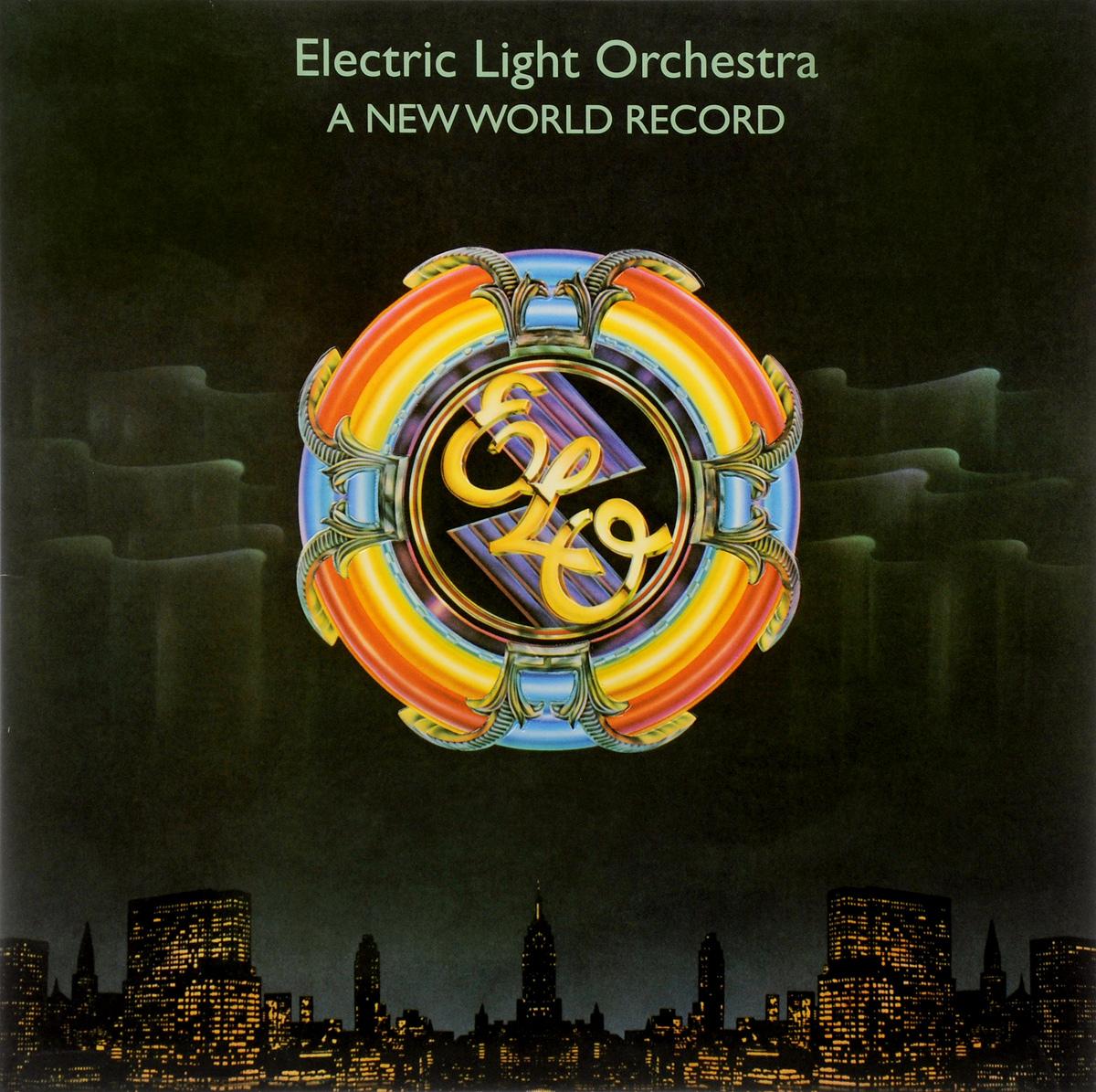 Electric Light Orchestra Electric Light Orchestra. A New World Record (LP) electric light orchestra – a new world record lp
