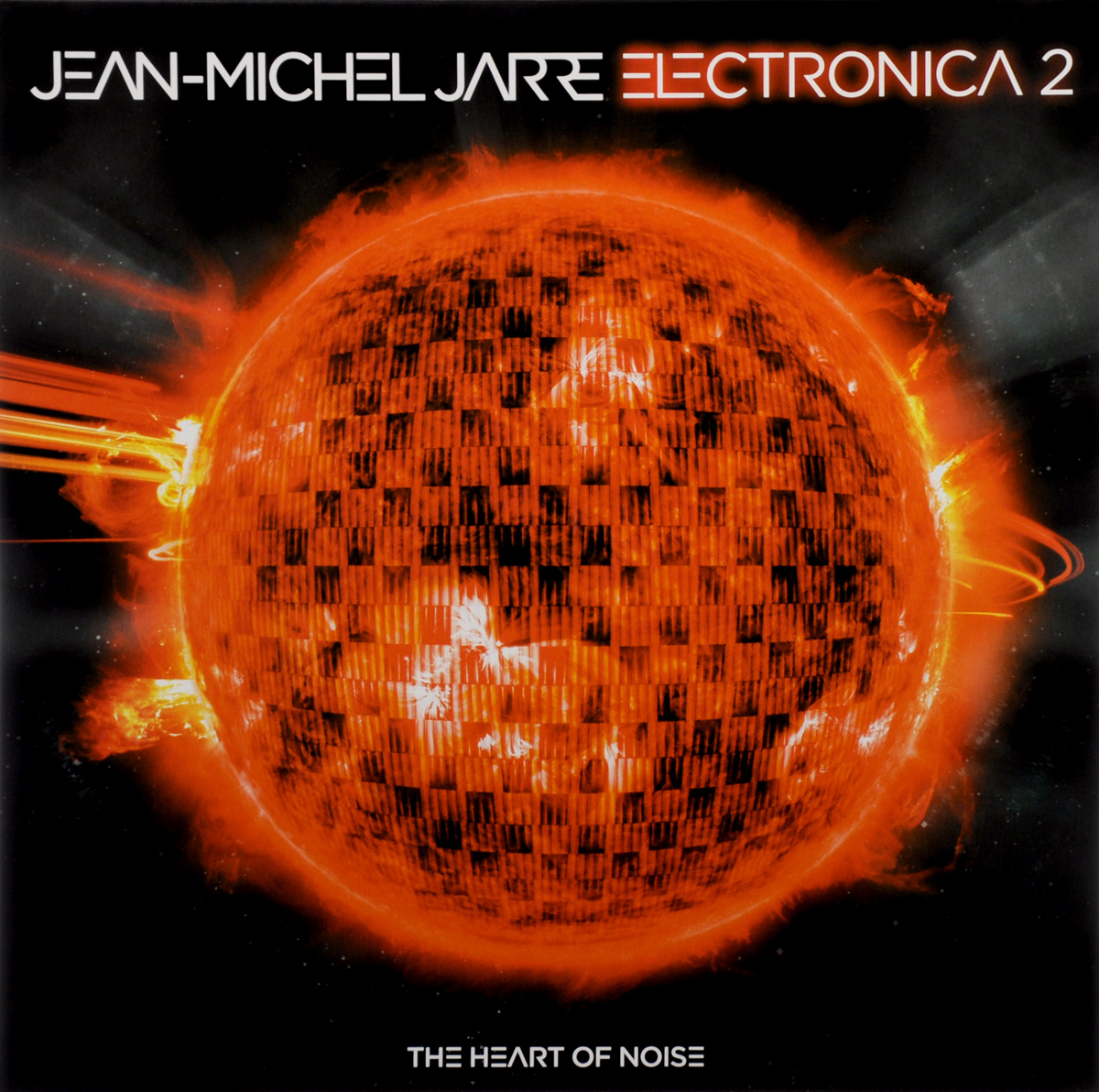 Жан-Мишель Жарр Jean-Michel Jarre. Electronica 2 - The Heart Of Noise (2 LP) jean michel jarre electronika 2 – the heart of noise cd