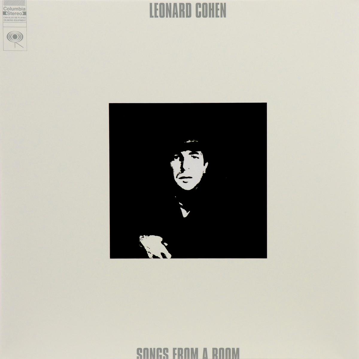 Леонард Коэн Leonard Cohen. Songs From A Room (LP) leonard cohen – songs from a room lp
